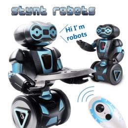 Humanoid Intelligent Robot Robotic Zdalnego Sterowania Robotem Inteligentne Równoważenie własny 5 Trybów Pracy robot pies zwierz