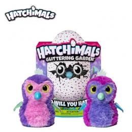 Hatchimals Interaktywne Shimmering Draggle Zabawki Magia Jaj Hatcher jaj Wylęgowych Inteligentne Elektroniczne Puzzle Pet Zabawk