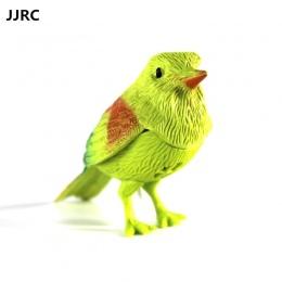 JJRC Funny Voice Control Muzyka Zabawki Ptaka Symulacji Słodkie Śpiewać Piosenka Ptaka Zabawki Elektroniczne Zwierzątko Klatka D