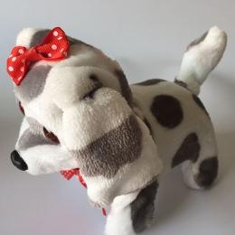 1 pc Elektroniczne Psów Kora Stoiska Spacer Elektroniczne Zabawki Interaktywne Elektroniczne Zwierzęta Robota Pies dla Dzieci Bi