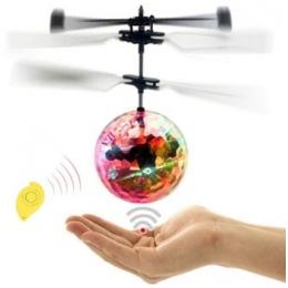 Mini drone RC Helicopter Samoloty Latające Piłki latające zabawki Piłka Shinning Oświetlenie LED Quadcopter Dron lotu Helikopter