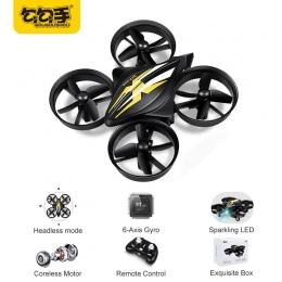GouGouShou CX-95 Mini Drone Drone RC Quadcopters Bezgłowy Tryb Jeden Klucz Powrotu RC Helikopter VS JJRC H36 Dzieci Najlepsze Za