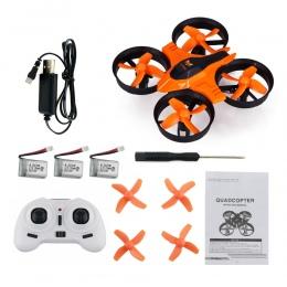Nowy F36 Mini 2.4 ghz 4CH 6 Axis Gyro RC Dron Quadcopter Bezgłowy Przełącznik Prędkości 3D Zabawki Zdalnego Sterowania Śmigłowca