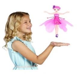 Latanie Anioł Lalki Zabawki Podczerwieni Indukcyjne Sterowanie Latanie Lalki Pilot Latające Zabawki Dla Dzieci Dziewczyna Kreaty