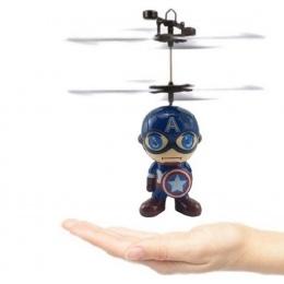 Minion Fly Miga helikopter Ręcznego Sterowania RC Zabawki indukcyjna mini Helikopter Quadcopter RC Drone Ar. dron z LED Zabawki