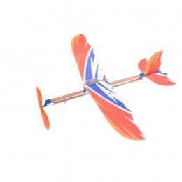 Pianka Samolot Rzucanie Szybowiec Samolot Zabawki Inercyjne Pianki Latające Zabawki Samolot Model Zabawy na Świeżym Powietrzu Sp