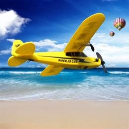 RC Samolot 150 m Odległość Zabawki Dla Dzieci Prezent Dla Dzieci RC Samolot 150 m Odległość TRC Pianka zewnętrzna Pilot Samolot