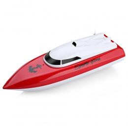 2017 Nowy Jacht Łodzie RC Zdalnego Sterowania Model Żaglowiec Dzieci plastikowe Zabawki Elektryczne High Speed Racing RC Łodzi P