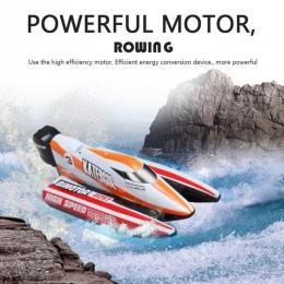 2018 Nowy Wielki Zabawki 3312 m 2.4 ghz High Speed Mini Akumulator Elektryczny Sport RC Łodzi