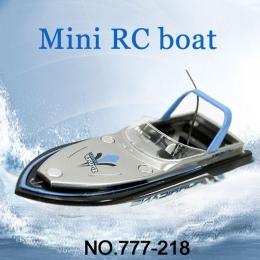 Brand New RC Łodzi Szczęśliwe Krowy 777-218 Zdalnego Sterowania Mini RC Racing Modelu Łodzi Motorowej łodzi z Oryginalnym Opakow