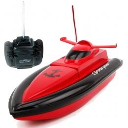EBOYU (TM) F1 High Speed RC Łodzi Pilot Wyścig Łodzi 4 Kanały dla Basenów, jezior i Outdoor Adventure (Działa Tylko W Wodzie)