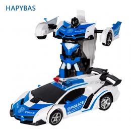RC Samochodów Transformacja Roboty Sportowe Modelu Pojazdu Roboty Zabawki Fajne Deformacji Samochodu Zabawki Dla Dzieci Prezenty