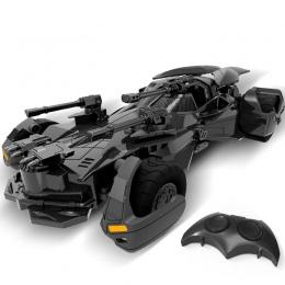 1:18 Batman vs Superman Justice League elektryczny Batman RC car dla dzieci zabawki modelu Prezent symulacji wyświetlacz Batmobi