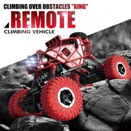 2.4G 4CH RC Samochodów 4WD Wspinaczki Skalne roboty Samochodów 4x4 jazdy Samochodem Podwójne Silniki Bigfoot Samochody Zdalnego