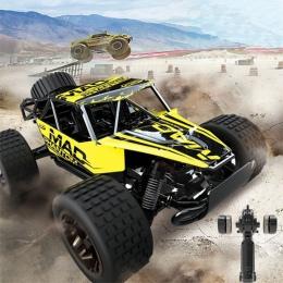 RC Car 1/12 4WD Skalne roboty 4x4 Jazdy Samochodów Podwójne Silniki Napęd Bigfoot Samochodu Zdalnego Sterowania Modelu Samochodu