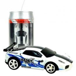 Gorąca Sprzedaż 4CH 1:58 Prawdziwy Multicolor Coke Czy Mini Maszyna Highspeed Radio Pilot Zdalnego Sterowania RC Micro Racing Ca