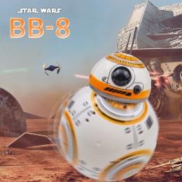 Star Wars BB-8 BB 8 RC Robot Star Wars 2.4G Zdalnego kontrola BB8 Action Figure Robot Robot Dźwięk Inteligentne Zabawki Samochod