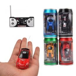 8 kolorów Hot Sprzedaży 20 km/h Coke Czy Mini RC Samochodów Radio Pilot Micro Car Racing 4 Częstotliwości Zabawki dla Dzieci Pre
