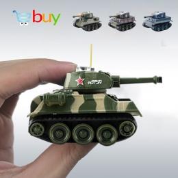 Super Mini Tiger RC Tank Model Naśladuj Skali Zdalnego Sterowania Radiowego Tank Radio Sterowane Elektroniczne Zabawki Zbiornika