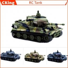 14CH 1: 72 RC Zabawki Zbiornika Wielki Mur 2117 Zdalnego Sterowania zbiornik Mini Czołg Tygrys Zabawki Najlepszy Prezent na Boże