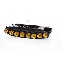Tanie Platformy DIY Gąsienicowe Caterpillar Inteligentny Robot Tank Podwozie Samochodu Pojazdu Utwór Dla Arduino RC Zabawki Zdal