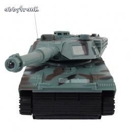 Abbyfrank 1:22 RC Tank Walki Bitwy RC Zabawki Modelu Zbiornika klasyczny R/C Zdalnego Sterowania Drogą Radiową Zbiornik 360 Obró