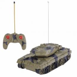 Dzieci 1:24 4CH Elektryczny Pilot Tank Walki Pojazdów Bitwa Światła Muzyka RC Radio Zbiornik Zabawki Turret Obrót Chłopców Zabaw