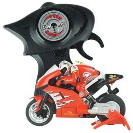 Stworzyć Zabawki 8012 RC Idzie na 2 Koła Motocykla Motocykli 4 Kanałowy Pilot Zdalnego Sterowania RC Motocykl Motocykl RTR