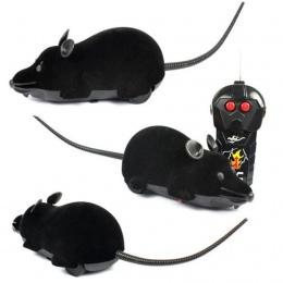 Straszny RC Pilot Symulacji Pluszowe Myszy Myszy Kid Toy Prezent GY L307