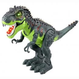 Edukacyjne zabawki duży rozmiar Clasic walking robot dinozaur zabawki Elektryczne z muzyki rozrywkowej Spacer Dźwięki Modelu Zab