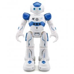 R2 Ładowania Taniec Gest Robot Zabawka Sterowania Radiowego Niebieski dzieci Inteligentnego Robota Prezent Urodzinowy Zabawki Ro