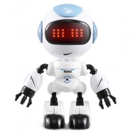 JJRC R8 Dotykowe LED Oczy RC Robot Inteligentny Głos DIY Ciała Gest Modelu Zabawki Dla Dzieci Prezent