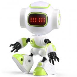R9 LUBY Inteligentny Inteligentny Robot Dotykowy Sterowania DIY Gest Dyskusja Inteligentne Mini RC Robota dla Dzieci Prezenty