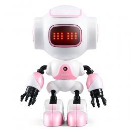 JJRC R9 Dotykowe LED Oczy RC Robot Inteligentny Głos DIY Ciała Model Zabawki