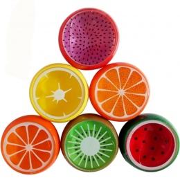 Nowe Owoce szlam zabawki Magnetyczne polimeru Gliny kolor Kryształ Błoto szlam Błoto przejrzyste dla Dzieci Inteligentny Ręcznie