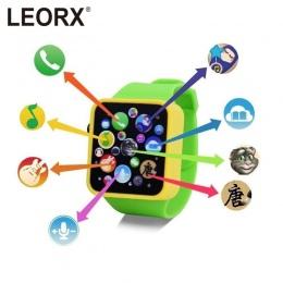 Dzieci Dzieci Wczesna Edukacja Zabawki Wrist Watch 3D Ekran Dotykowy Muzyki Inteligentny Nauczania Dziecko Hot Sprzedaży Prezent