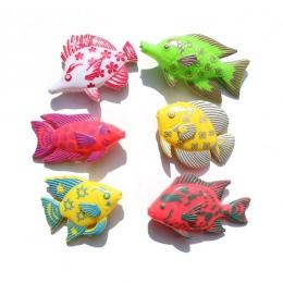 Połowów Magnetyczne Zabawki dla dzieci Z 6 ryby + jeden Wędka Zabawy Na Świeżym Powietrzu gry Sportowe Zabawki Ryb rodziny Preze