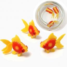 3 sztuk Plastikowe Basen Dekoracji Domu Małe Ryby Zbiornik Domu Akwarium Ornament Decor Symulacja Dzieci Dzieci Połowów Zabawki
