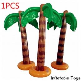 Hot 90 cm Nadmuchiwane Wysadzić Hawajska Tropical Palm Drzewo Plaża Basen Party Decor Zabawki Dostawy Nadmuchiwane Zabawki Dla D