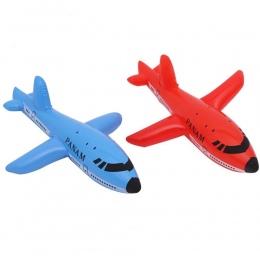 Nowy Nadmuchiwane Samoloty Kreskówki Samolot Airliner PCV Plastikowe Balony Samoloty Zabawki Ballon Kid Pływanie Prezent Urodzin
