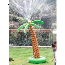 1.6 m Nadmuchiwane palmy Kokosowe Wody Zraszacz Napompowane Dzieci Zabawki Dla Sandbeach Party Dekoracje Dostaw Hawaje Serii