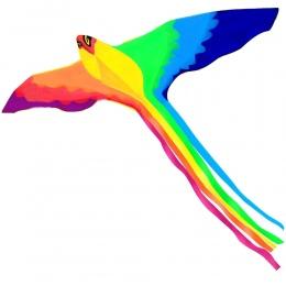 Silne Phoenix Z Długie Kolorowe Tail! Ogromny Początkujący Phoenix Latawce dla Dzieci I Dorosłych 74-Inch Pochodzą Z Ciągiem I H