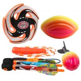 5 popularne Zewnątrz Sportowe Zabawki, Aby Poprawić dzieci Outdoor Sports Zdolność I Ducha Zespołu