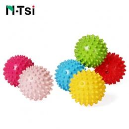 N-Tsi Dziecko Miękkie Wycisnąć Odbijając Fidget Rozwoju Zabawki Edukacyjne Sensoryczna Nadmuchiwane Piłka Gumowa dla Dzieci Niem