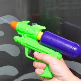 Dzieci Dom Mody Nowy Blaster Wody Pistoletu Zabawki Dla Dzieci Kolorowe Wyzwalania Walka Plaża Tryskać Zabawki Pistolet SprayWat