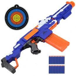 Szybka Dostawa i Darmowa Wysyłka Miękkie Kule Zabawki Pistolet Pociski Garnitur dla Nerf Zabawka Pistolet Dart Idealny Strój dla