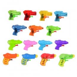Mini wody pistoletu zabawki do kąpieli dla dzieci kids party ogród mały przezroczysty squirt gun