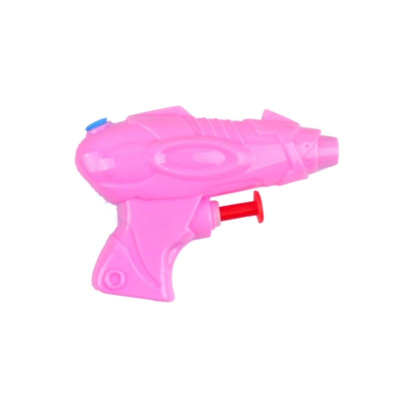 mini pistolety tryskają