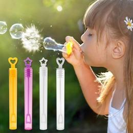 JOCESTYLE Puste Plastikowe Bańki Butelki Mydła Rury Urodziny Wesele Decor Kids Idealny Zabawki Prezent Śmieszne Gry Gry Prop Gad