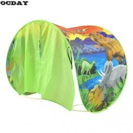 Namiot dla dzieci Zabawki Play House Winter Wonderland Księżniczka Chidren Domu Kryty Składane Namioty Namioty Namiot Przenośny